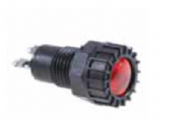 18MM PANEL HOLE WARNING LIGHTS<br> (12v or 24v)  ILLUMINATION<br>ALT/WL1100